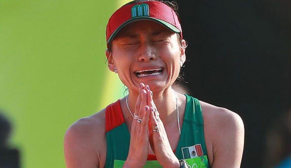 Lupita González, subcampeona en Rio 2016 es suspendida 4 años por dopaje