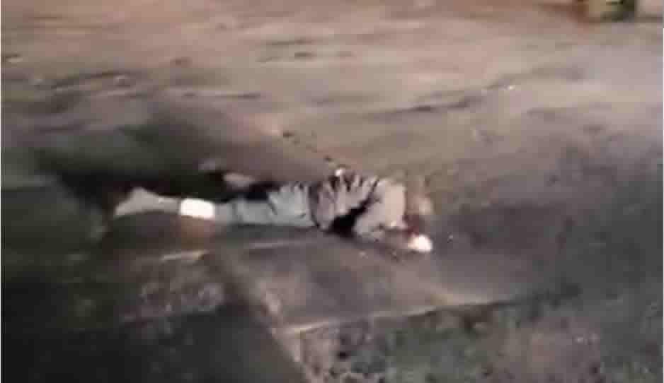 Ancianito muere atropellado frente al mercado Morelos