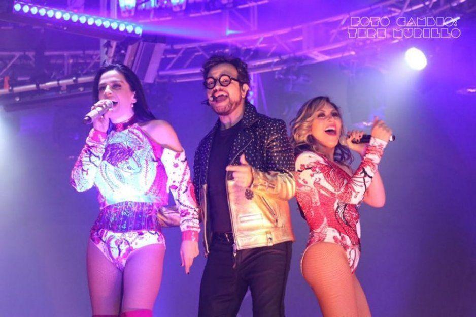 Así se vivió una edición más del 90's Pop Tour en Puebla (FOTOS y VIDEOS)