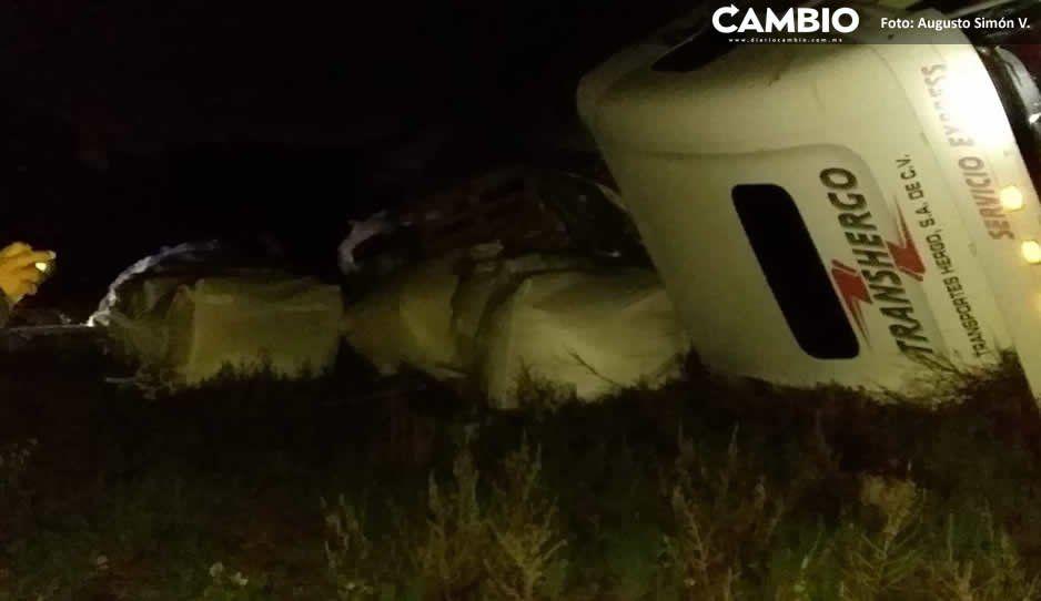 Triángulo Rojo acecha a traileros: roban en  24 horas cuatro unidades y matan a chofer