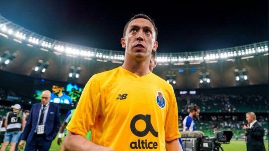 Marchesín se va para jugar la Champions y eliminan al Porto en los clasificatorios (VIDEO)