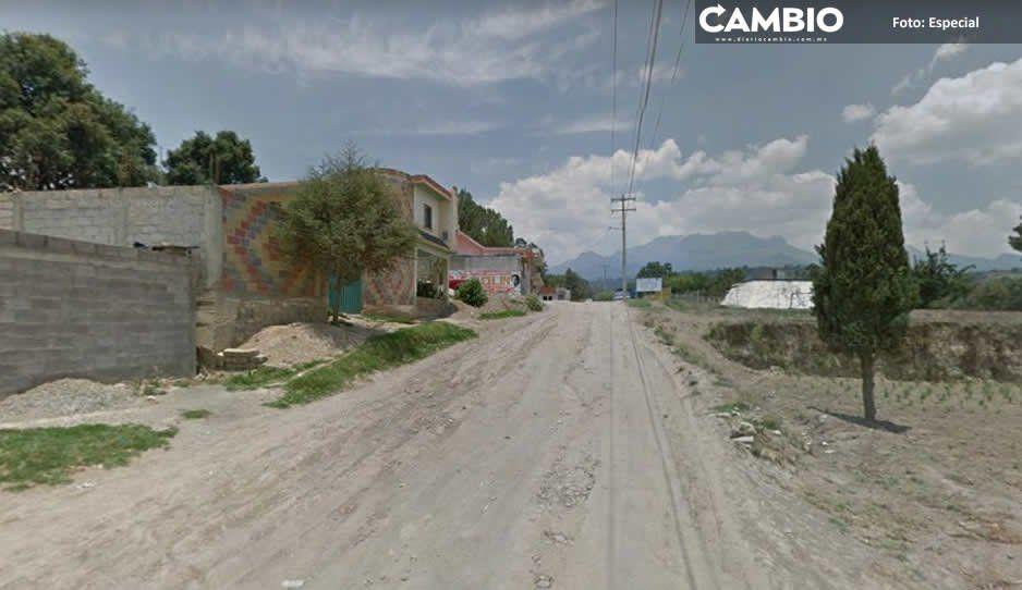 Chiautzingo denuncia rutas de evacuación en mal estado