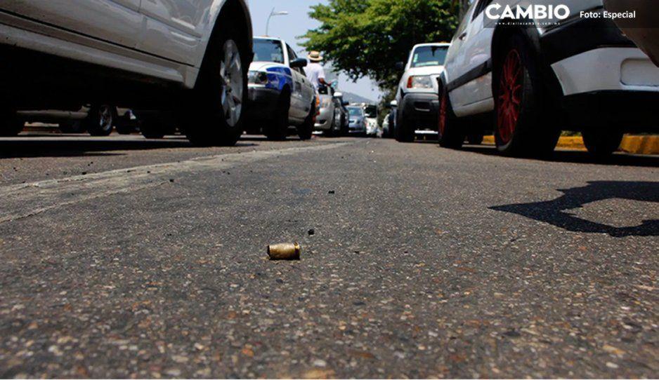 Balacera en Chachapa desata pánico entre vecinos mientras el edil Silvano Morales se esconde
