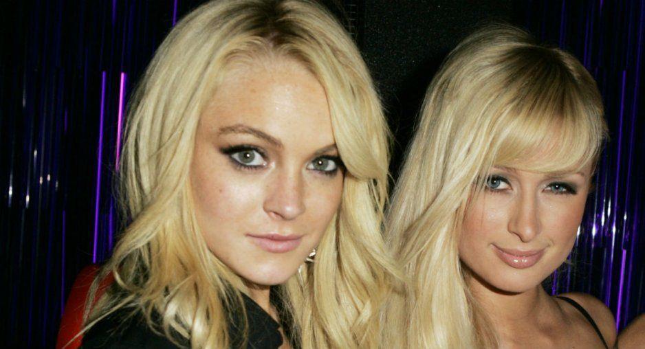 "Paris Hilton le dice a Lindsay Lohan ""patética y vergonzosa"""