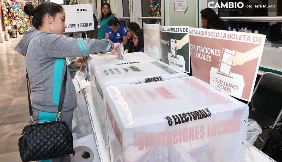 Elecciones extraordinarias en Puebla costarán cerca de 360 millones de pesos