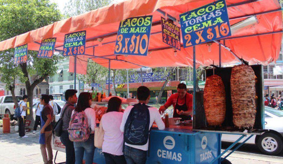 Taqueros en Bosques de San Sebastián en crisis tras La Mataperros: bajan las ventas y nadie los quiere comer (VIDEO)