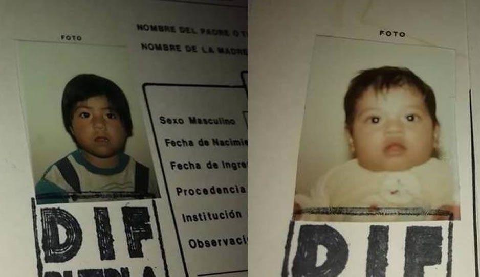 30 años después vienen de Barcelona a buscar a su madre biologica en Atlixco
