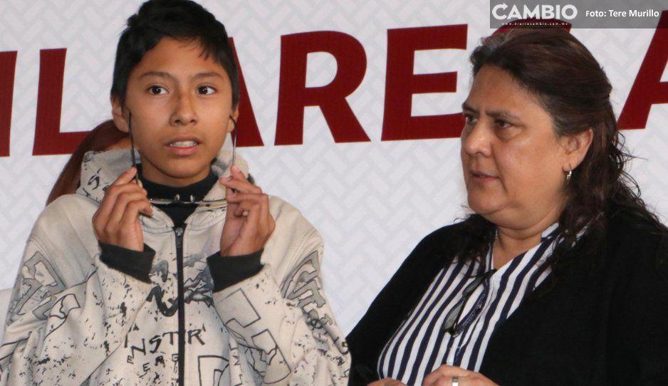 Charito anuncia programa del DIF para ayudar a niños de la calle en 2020