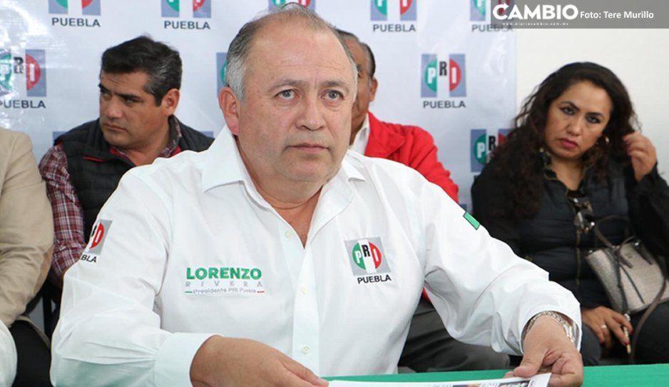 AMLO debió enviar más recursos para seguridad e infraestructura: Lorenzo Rivera