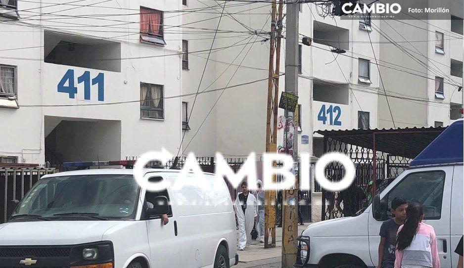 Feminicidio 53: Golpean a mujer hasta matarla en la unidad Manuel Rivera Anaya