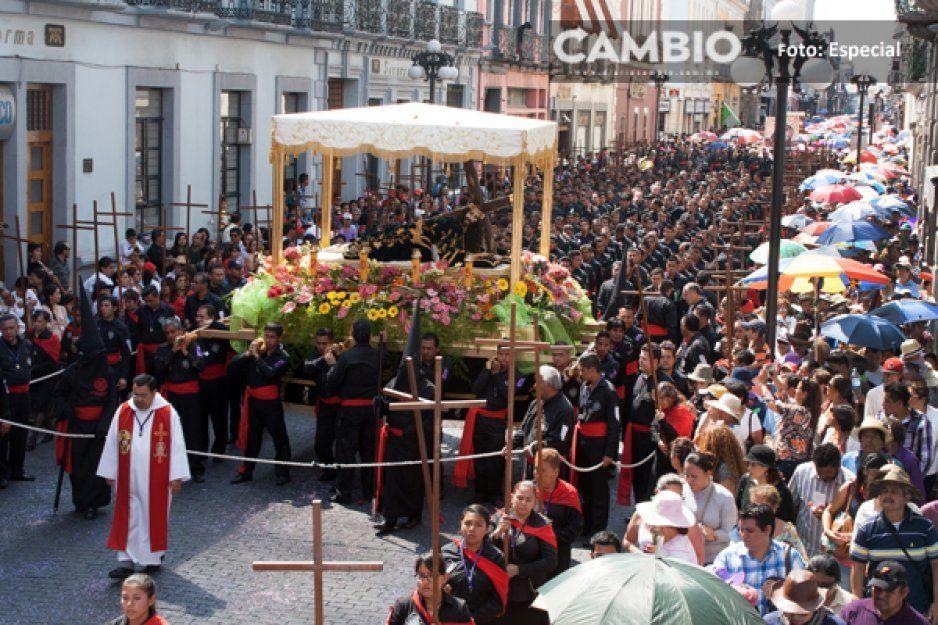 Operaciones en la línea 2 de RUTA serán suspendidas por procesión del Viernes Santo