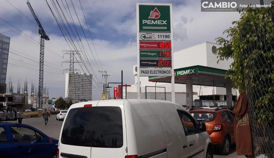 Libran gasolineras de Puebla acusaciones de compra de huachicol... ¡por el momento!