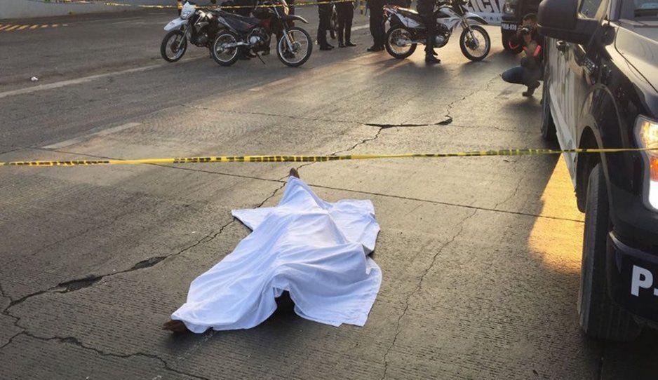 Muere hombre atropellado en la México-Puebla