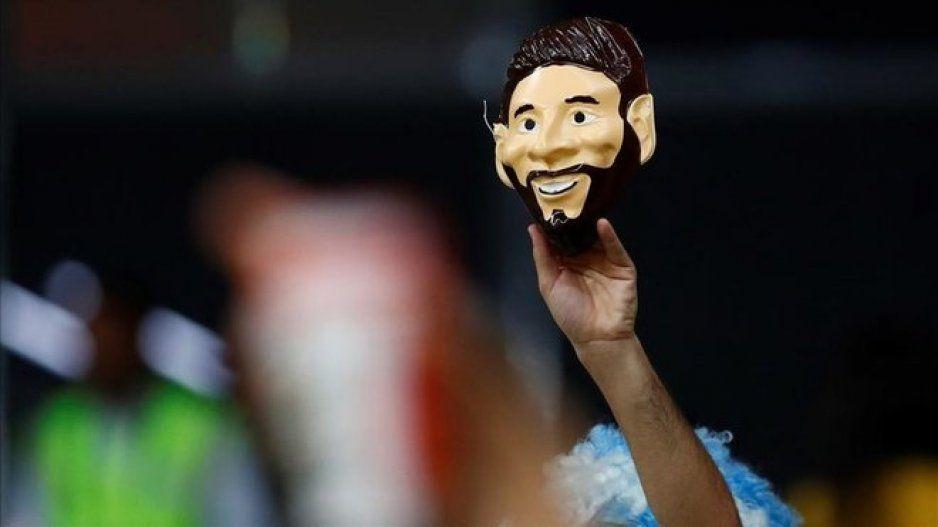 Messi, más querido que nunca por los que saben de futbol