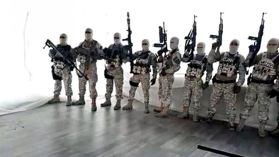 Ácido, decapitados y bombas... el modus operandi del CJNG