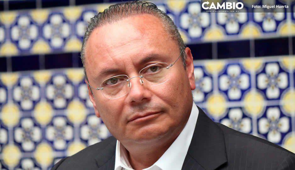 Cambio de cinco gobernadores en Puebla afectó a municipios como Atlixco: Guillermo Velázquez