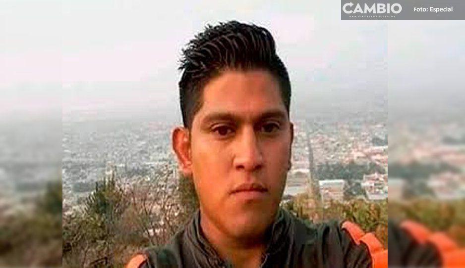 ¡Ayuda a Jaime a volver con su familia! Desapareció en Tecamachalco