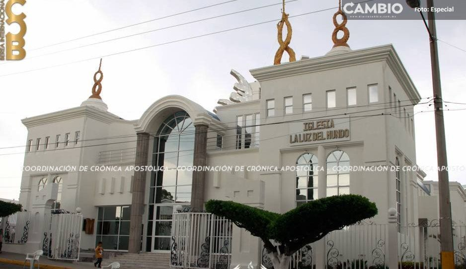 Puebla, fiel a la Luz del Mundo: es de los 4 estados con mayor número de feligreses