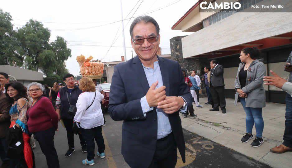 Benjamín Hernández Lima será el próximo alcalde de Izúcar tras la salida de Melitón