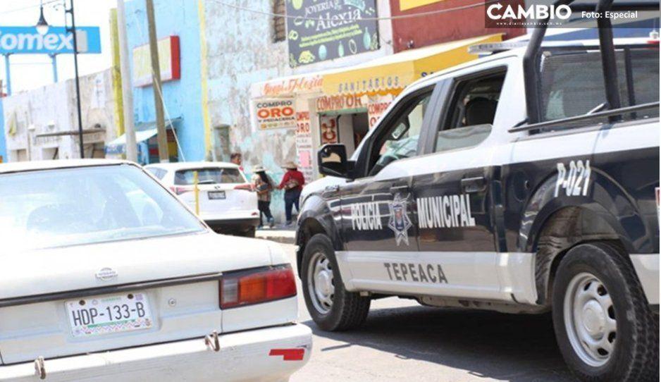 No llegó al Día del Padre: muere papá e hijo tras ser baleados en Tepeaca