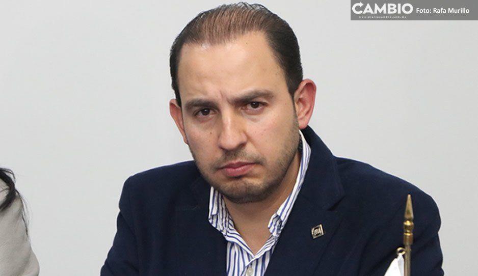 Marko Cortés defenderá a capa y espada a Eukid ante investigación por lavado de dinero (VIDEO)