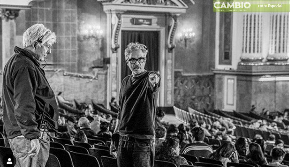 ¡Tómala Netflix! Alfonso Cuarón hará contenido exclusivo para Apple