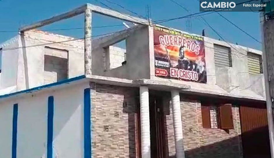 Comando armado irrumpe en Centro de Rehabilitación en Cuautlancingo y levanta a dos anexados