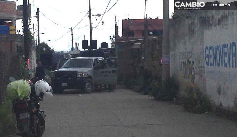 Detienen a líderes huachicoleros en San Lorenzo Almecatla