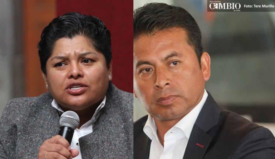 Karina Pérez se aferra a su venganza, quiere que el Congreso reabra las cuentas públicas de Paisano
