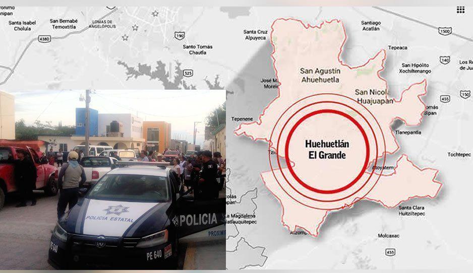 Los Cuijes, sanguinarios delincuentes siguen aterrorizando Huahuetlán El Grande