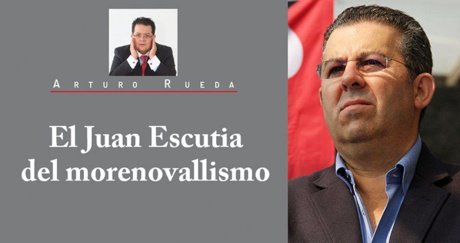 El Juan Escutia del morenovallismo