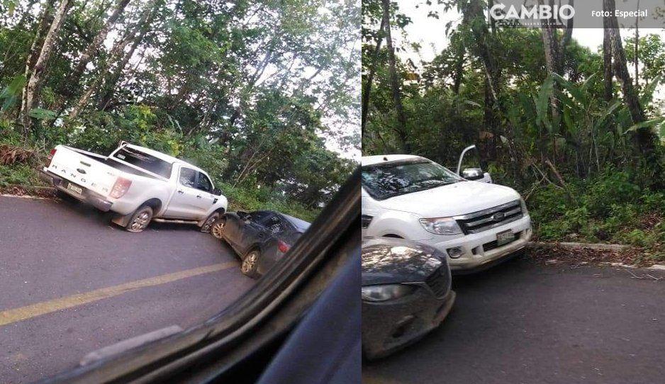 Segunda versión sobre matanza de huachicoleros: fue intento de asalto a camioneta de Bienestar en Eloxochitlán