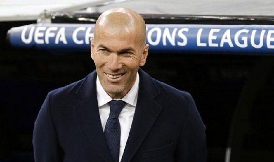 Zinedine Zidane actual entrenador del Real Madrid tras la destitución de Solari