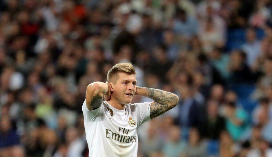 Lesión de Toni Kroos preocupa a todo el madridismo, se podría perder el Clásico