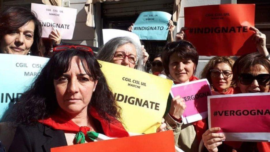 Acusados de violación en Italia quedan absueltos porque la víctima era demasiado masculina