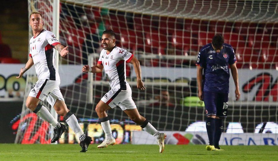 Lobos vence a Veracruz a domicilio, gol de Leo Ramos (VIDEO)