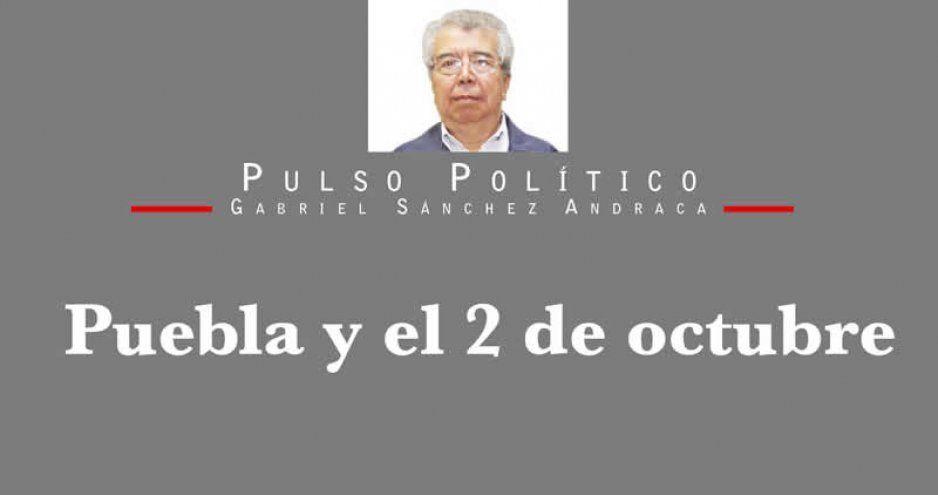 Puebla y el 2 de octubre