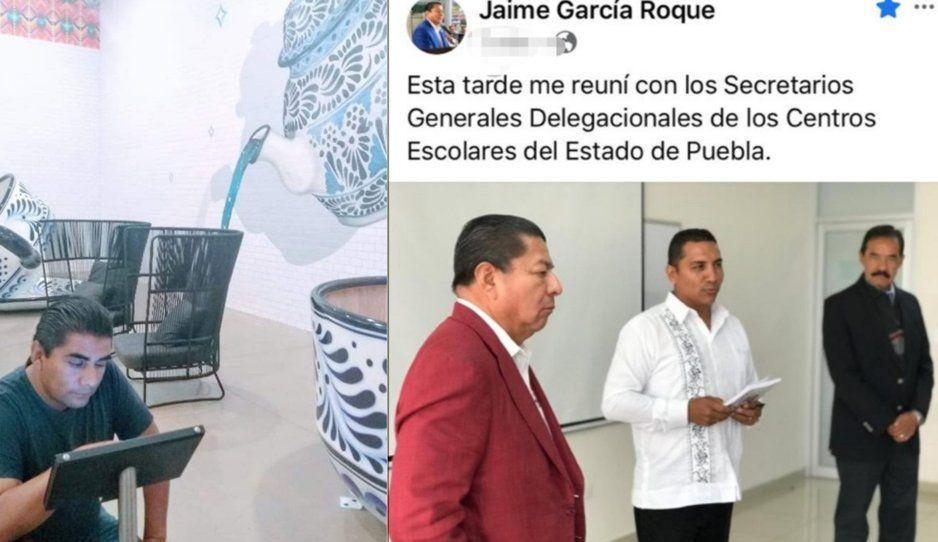 SNTE descarta complot para destituir a Zamora como director de Centros Escolares