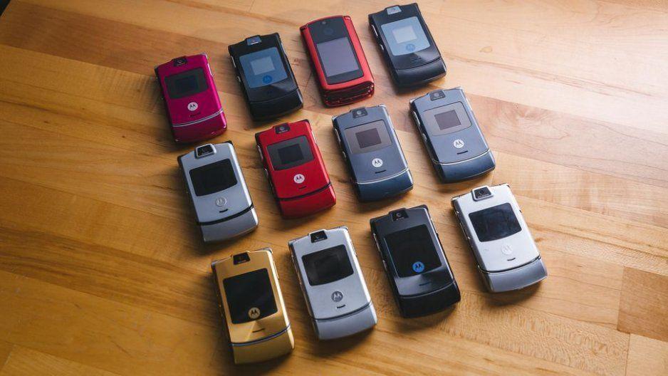 ¡Para que revivas tu adolescencia! Motorola podría revivir el Razr