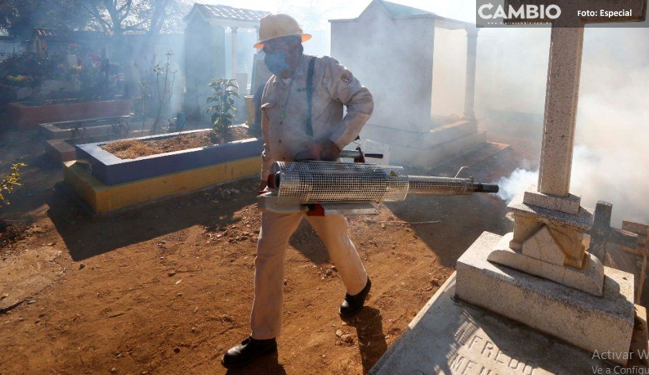 Puebla registra 86 nuevos casos de dengue esta semana