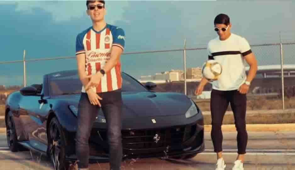 VIDEO: Conoce la canción de rap dedicada a Alan Pulido