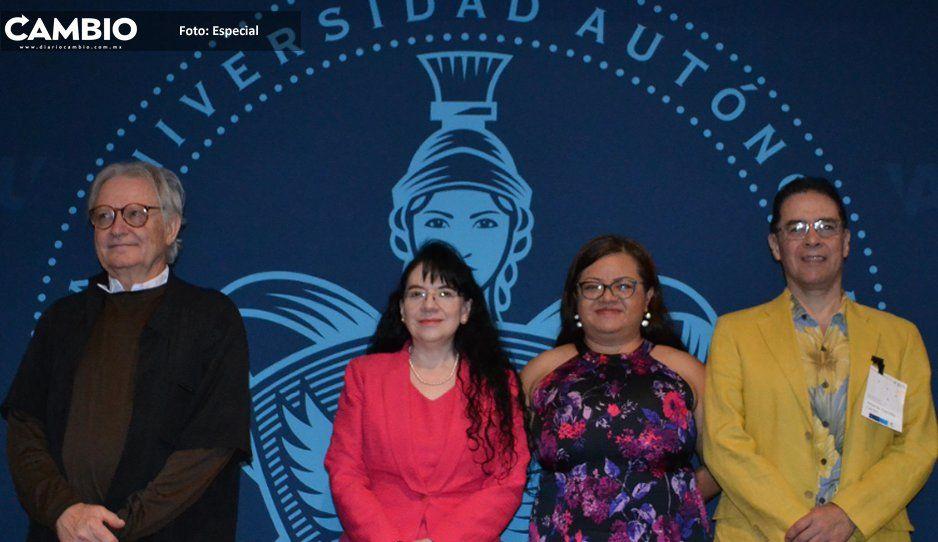 ARPA inaugura Conferencia de la Sociedad de Fenomenología y Medios en la BUAP