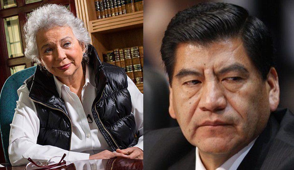 Olga Sánchez recibió línea para que SCJN no sancionara a Marín por caso Cacho: Góngora (VIDEO)
