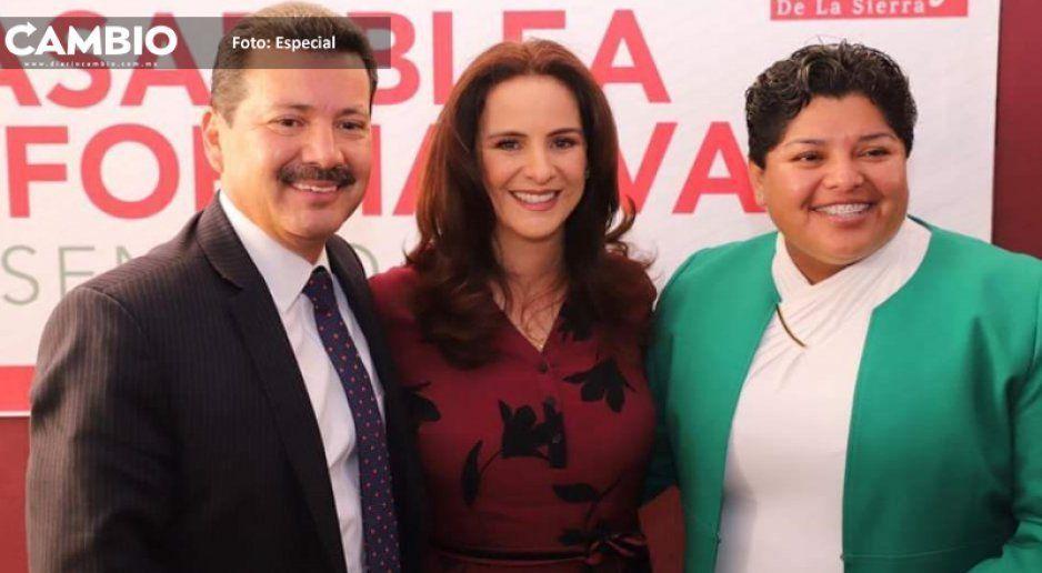 Ediles de San Andrés y San Pedro  apoyan a Nancy en horario laboral