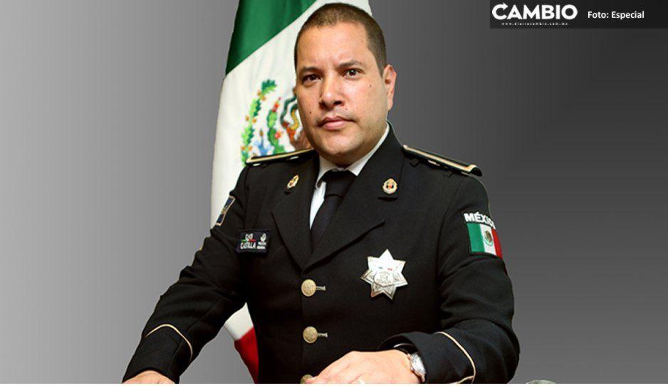 Suena cada vez más fuerte que ex titular de la policía de Peña será titular de la SSP