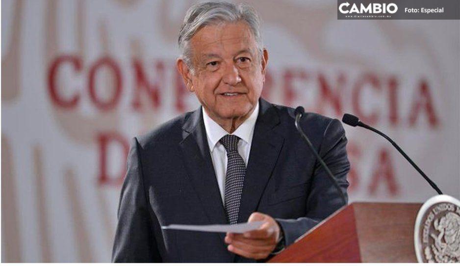 Reitera AMLO que no hay recesión en la economía del país