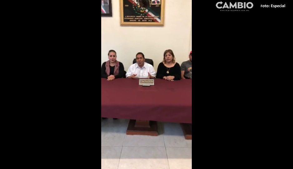 Vacío de poder en Amozoc: burócratas venden  micheladas en feria local mientras edil no está