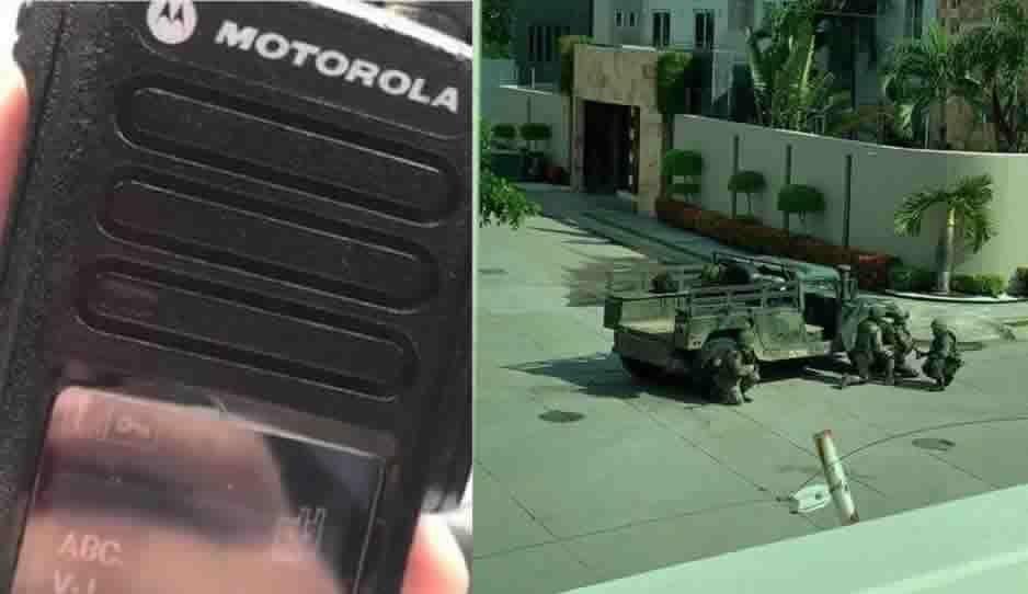 Cartel de Sinaloa amenaza con matar familias de militares (VIDEO)