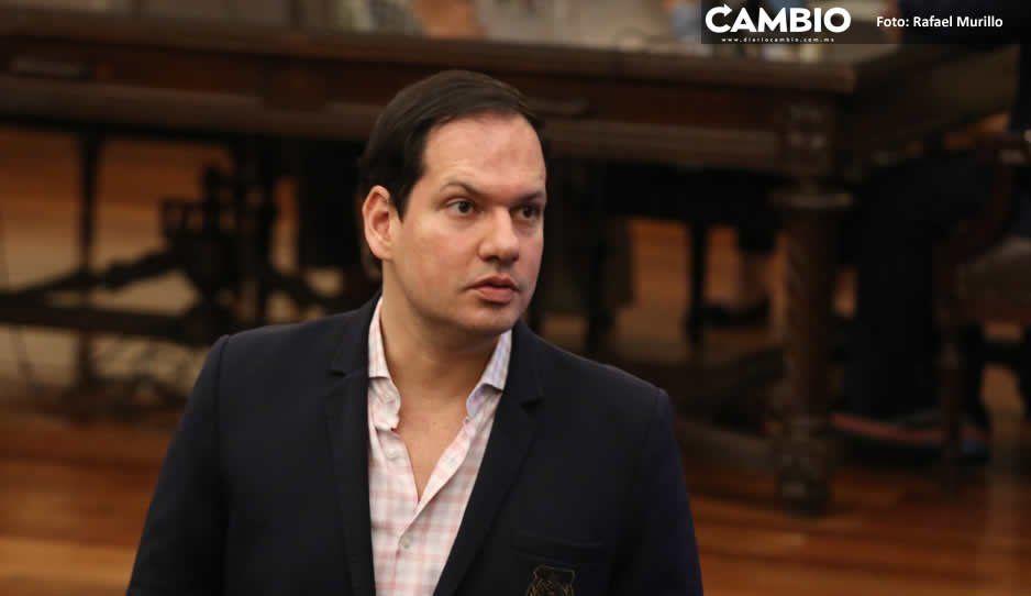 Diputado Kuri pide voto de confianza para presidente de la CDH Puebla