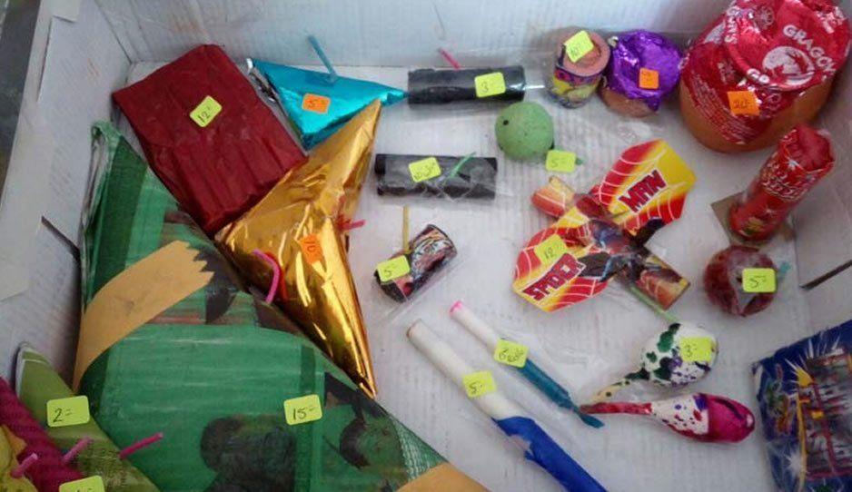 Realizarán operativos en Texmelucan y Tlalancaleca para evitar venta de pirotecnia durante fiestas patrias